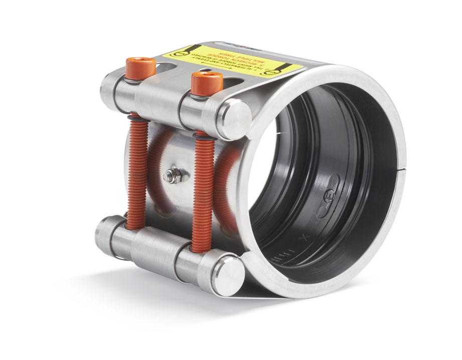 Universal Pipe Couplings Specialists   UNI-Coupling